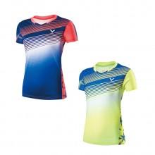 勝利VICTOR 羽毛球服 T-71003 女款羽毛球服 馬來西亞國家隊大賽服