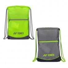 尤尼克斯YONEX 抽繩羽毛球包 BAG724CR 多功能收納袋 簡單大方