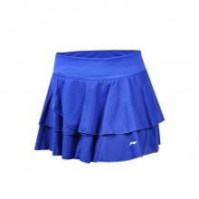李宁 女款羽毛球裤裙 运动裤裙 ASKL112-3 安全裤设计【特卖】