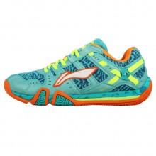 李宁 AYAK023-2 男款羽毛球鞋 贴地飞行 耐磨缓震 专业比赛鞋