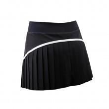 尤尼克斯 YONEX 220129BCR 女款羽毛球裤裙 内有安全裤 百褶设计【特惠清仓】