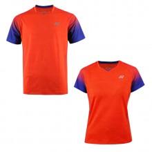 尤尼克斯 YONEX?#20449;?#32701;毛球服 运动短袖 110099BCR/210099BCR 2019新款