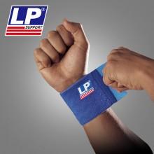 LP护具 运动护腕绷带 LP693 护腕 羽毛球网球加压手腕护具 腕部保护绷带