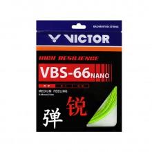 胜利 VICTOR VBS66N 羽拍线 高弹耐打 舒适的击球感