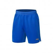 李宁 AAPP029-2 男款羽毛球短裤 国羽全英赛比赛服
