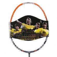 亚狮龙RSL 1650 羽毛球拍 高强碳素纤维 全碳素羽毛球拍【特卖】