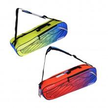 李宁 ABJM096 三支装羽毛球包 国家队苏迪曼杯拍包TD版 一体织面料【特卖】