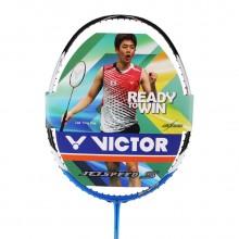 VICTOR胜利亮剑12羽毛球拍 李龙大蓝色河畔的王者之歌BRS-12经典重现【特卖】