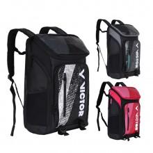 勝利VICTOR BR9008 羽毛球包 雙肩背包 大容量獨立鞋袋設計【特賣】
