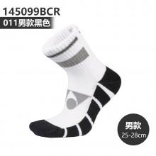 尤尼克斯YONEX 男女羽毛球袜运动袜 舒适透气145099BCR 245099BCR