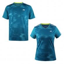尤尼克斯YONEX 男女羽毛球服 运动T恤 110429BCR 210429BCR
