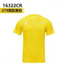 尤尼克斯YONEX 16322CR 男款羽毛球服 运动T恤 林丹同款战袍