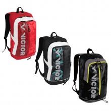 胜利 VICTOR BR3009 羽毛球包 双肩背包 大容量 独立鞋袋设计