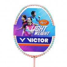 胜利VICTOR TK-66 羽毛球拍 轻量高磅女士超轻拍【特卖】