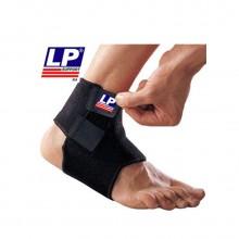 LP护具 跟腱开放可调式护踝 LP768 扭伤防护 脚腕保暖护脚踝