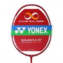 尤尼克斯YONEX 羽毛球拍(双刃7) DUO7 双面异型球拍 双刃系列 强力进攻