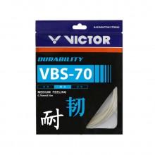胜利 VICTOR VBS70 羽拍线 高弹耐打 舒适的击球感