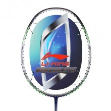 李宁N80二代TD羽毛球拍 N802TD 立体风刃 强力进攻 AYPM008【特卖】