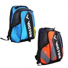 胜利 VICTOR BR7009 羽毛球包 双肩背包 大容量 独立鞋袋设计