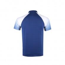 李宁 男款羽毛球服 运动T恤 舒适透气 APLQ021