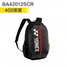 尤尼克斯YONEX BA42012SCR 双肩包 羽毛球拍包