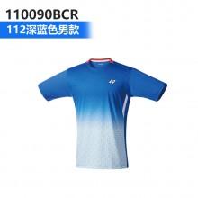 尤尼克斯YONEX 男女羽毛球服 比赛系列 110090BCR 210090BCR