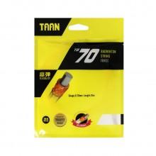 泰昂TAAN TB70 羽毛球线 高弹耐打  高性价比