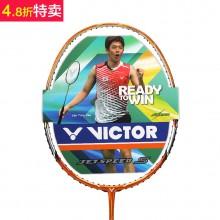 胜利 VICTOR JS-8PS 羽毛球拍 极速8PS 极速精准阻击 极速双子星【胜利特卖】