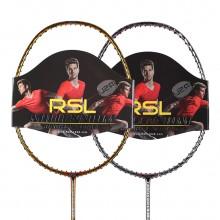 亚狮龙 羽毛球拍RSL DIAMONO X8 可拉至30磅【特卖】