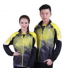 胜利VICTOR 男女运动外套 马来西亚国家队大赛服J-6061EC【特惠清仓】
