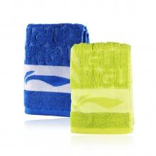 李宁 AMJJ014 运动毛巾 吸汗毛巾 两色可选 棉质