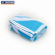 威克多VICTOR胜利 PG-402M运动毛巾 淡蓝色棉柔质感