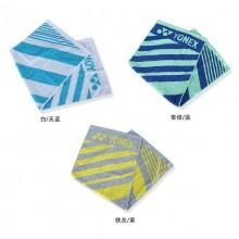 尤尼克斯YONEX AC1217CR 运动毛巾 纯棉吸汗毛巾