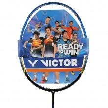胜利 VICTOR JS-1 羽毛球拍 极速1 流体破风拍框 更快更敏捷【特卖】