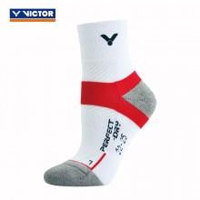 威克多VICTOR SK225 胜利运动女袜 中筒 包裹 透气
