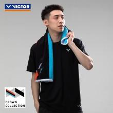 2021新款威克多VICTOR胜利 TWCC101运动毛巾 戴资颖款 纯棉吸汗