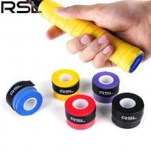 RSL亚狮龙羽毛球拍手胶RA-208平面手胶1条装