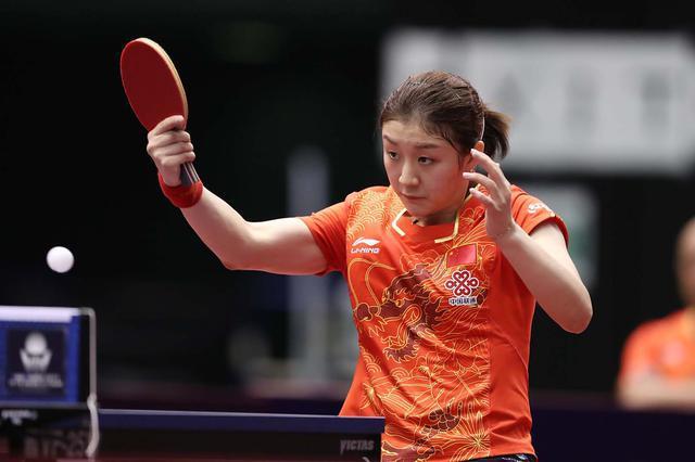 2017奥地利乒乓球公开赛 陈梦率孙颖莎林高远出战