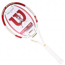 维尔胜 Wilson Pro Staff 95 网球拍 T7196 费德勒战拍 95轻版