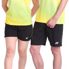 尤尼克斯 YONEX 男女羽毛球裤 运动短裤 2018新款 120018/220018BCR